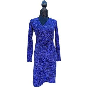 Gypsy Mara Hoffman printed jersey midi dress